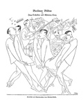 Germany: Dance Craze, 1921 Giclee Print by Karl Arnold