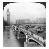 London: Big Ben Print