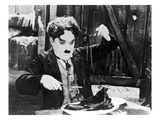 Chaplin: The Gold Rush Premium Giclee Print