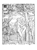 Adam and Eve Posters by Lucas Cranach the Elder