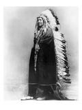 Cheyenne Native American, c1878 Posters