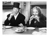 Film Still: Eating and Drinking Prints