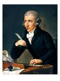 Franz Joseph Haydn Giclee Print by Ludwig Guttenbrunn