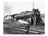 Locomotive: 'Big Boy,' 1941 Giclee Print