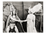 Male and Female, 1919 Giclee Print by Cecil B. DeMille