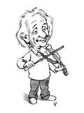 Albert Einstein (1879-1955) Art