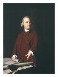 Samuel Adams (1722-1803) Giclee Print by John Singleton Copley