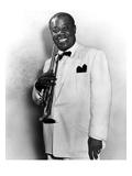 Louis Armstrong (1900-1971) Art