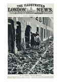World War II: Blitz, 1940 Giclee Print