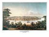 Cincinnati, Ohio, c1856 Posters