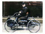 Henry Ford (1863-1947) Poster