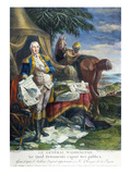 Revwar: Yorktown, 1781 Giclee Print by Noel le Mire