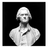 Thomas Jefferson (1743-1826) Giclee Print by Jean Antoine Houdon