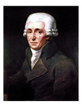 Franz Joseph Haydn Giclee Print by  Rossler