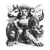Asmodeus Giclee Print