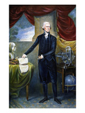 Thomas Jefferson Giclee Print by Cornelius Tiebout