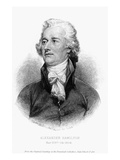 Alexander Hamilton Giclee Print by Albert Rosenthal