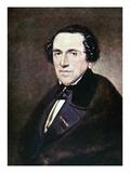 Giacomo Meyerbeer Giclee Print by Anton Einsle