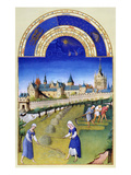 Book of Hours: June Giclee Print