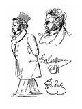 Ludwig Van Beethoven Giclee Print by J.P. Lyser