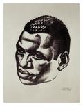 Paul Robeson (1898-1976) Premium Giclee Print by Hugo Gellert