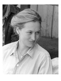 Meryl Streep (b1949) Giclee Print
