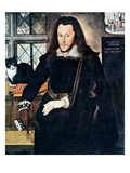 Henry Wriothesley Giclee Print by John De Critz