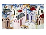 Marco Polo: Hangzhou Prints