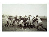 College Football Game, 1905 Prints