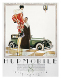 Hupmobile Ad, 1926 Prints