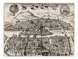 France: Paris, 1608 Posters