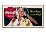 Coca-Cola Ad, 1941 Posters