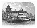 Hartford: Armsmear Mansion Giclee Print