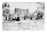 Boston: Tavern, 1773 Giclee Print by John Johnson