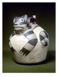 Peru: Nazca Whistling Jar Giclee Print