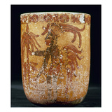 Mayan Vase, 700-900 Ad Prints