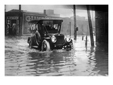 Cleveland: Flood, c1913 Posters