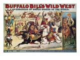 Buffalo Bill: Poster, 1899 Posters