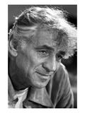 Leonard Bernstein Giclée-tryk af Marion S. Trikosko