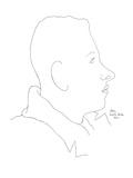 Francis Poulenc (1899-1963) Giclee Print by Jean Cocteau