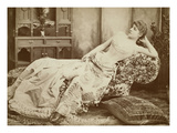 Lillie Langtry (1852-1929) Giclee Print