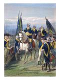 George Washington, 1775 Poster