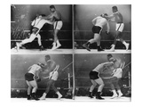 Chuvalo and Ali, 1966 Giclee Print