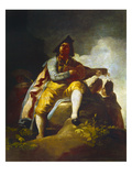 Goya: Guitarist Prints by Francisco Goya