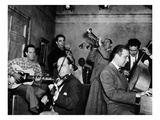 Jam Session, 1947 Giclee Print