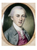 Alexander Hamilton Giclee Print by Charles Willson Peale