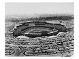 Los Angeles: Stadium, 1962 Giclee Print