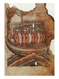Viking Invasion, 919 Giclee Print