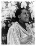 Bessie Smith (1894-1937) Giclée-Druck von Carl Van Vechten