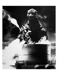 Godzilla Giclee Print